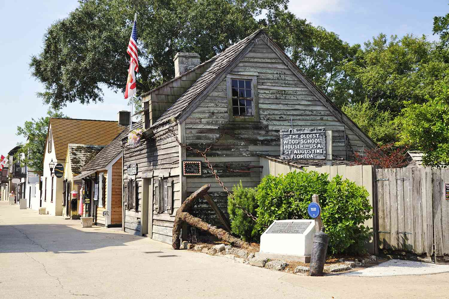 St. Augustine's Old Town Historic District