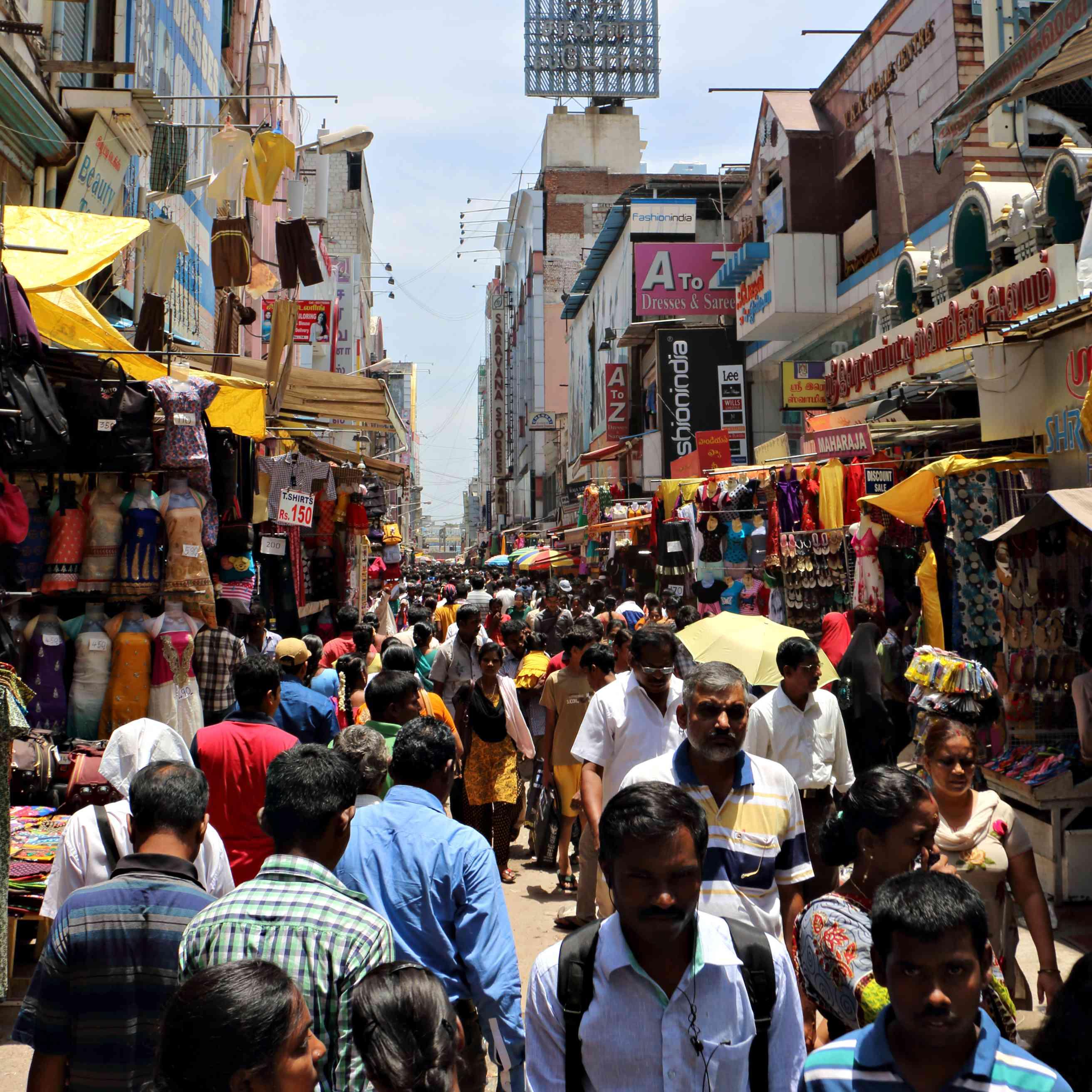 T.Nagar, Chennai.