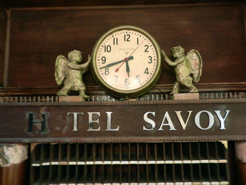 Savoy Hotel, Kansas City, Mo