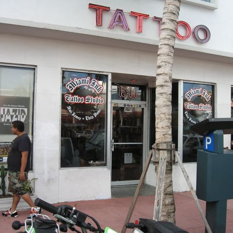 Ocean Drive and Art Deco Photo Gallery