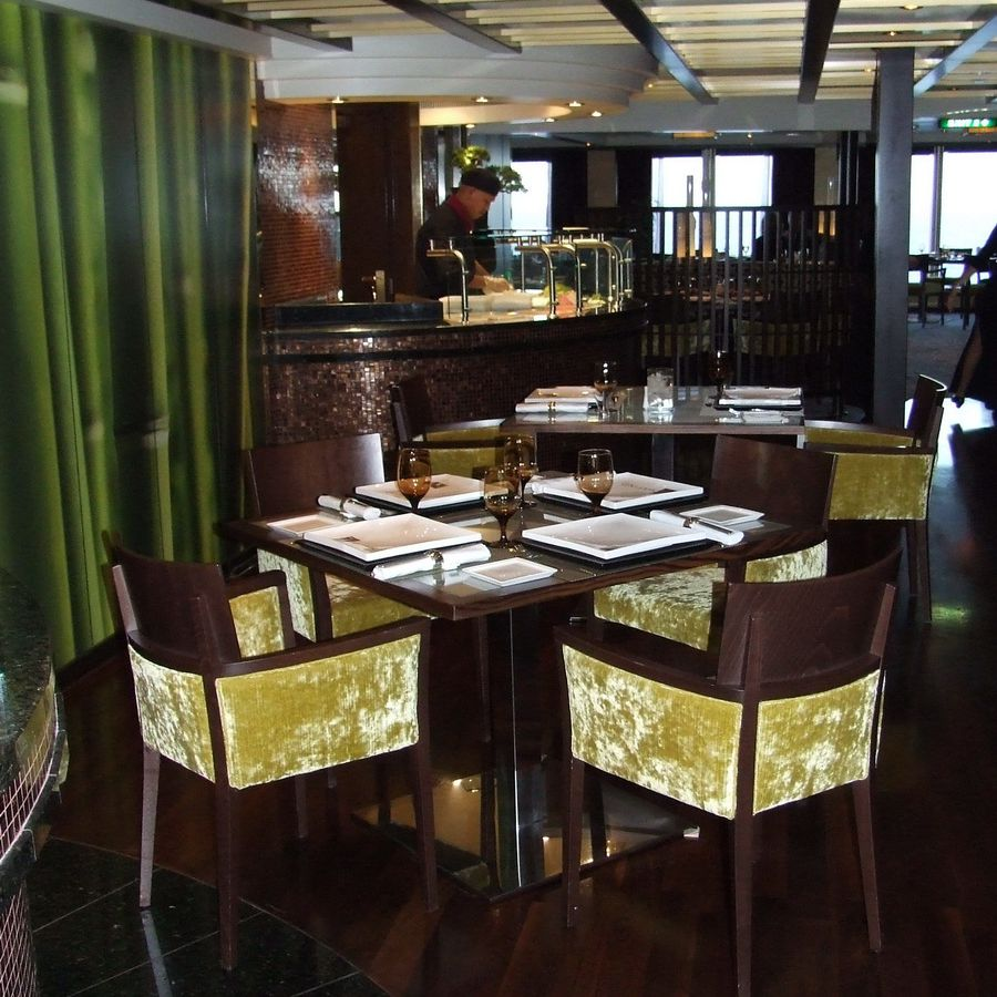 Eurodam Tamarind Restaurant