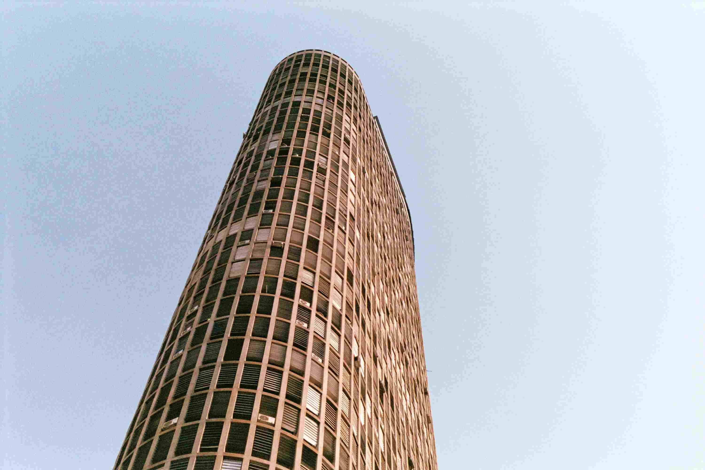 Edificio Italia in São Paulo City