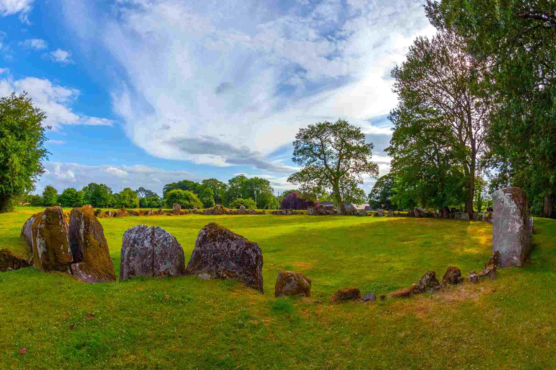 Grange Stone Circle Limerick