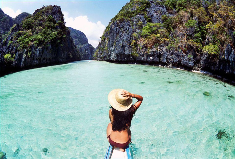 Miniloc Island Lagoon, El Nido, Philippines