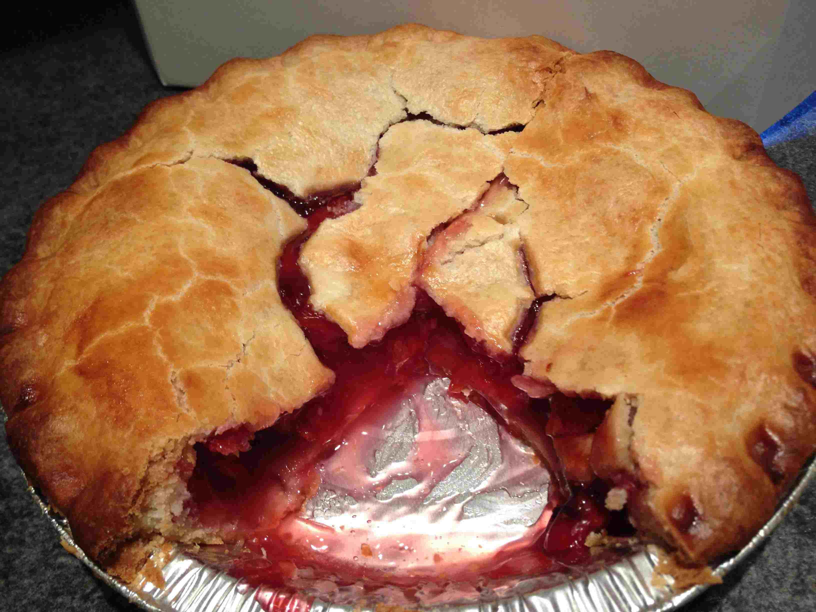 Cherry Pie from Missouri Baking Company