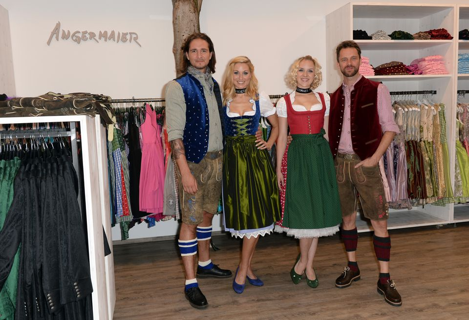 Lederhosen For Oktoberfest