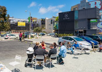Proxy SF on Central Freeway Parcel - Hayes Valley