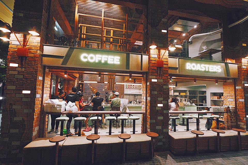 Nana Coffee Roasters, Niche 3, Bangkok