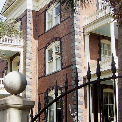 The Calhoun Mansion