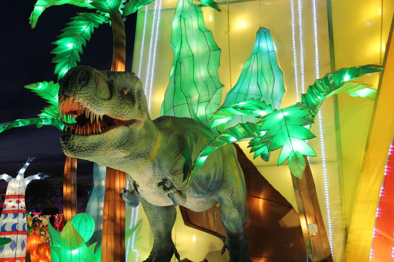 Festival de las linternas de las luces del mundo