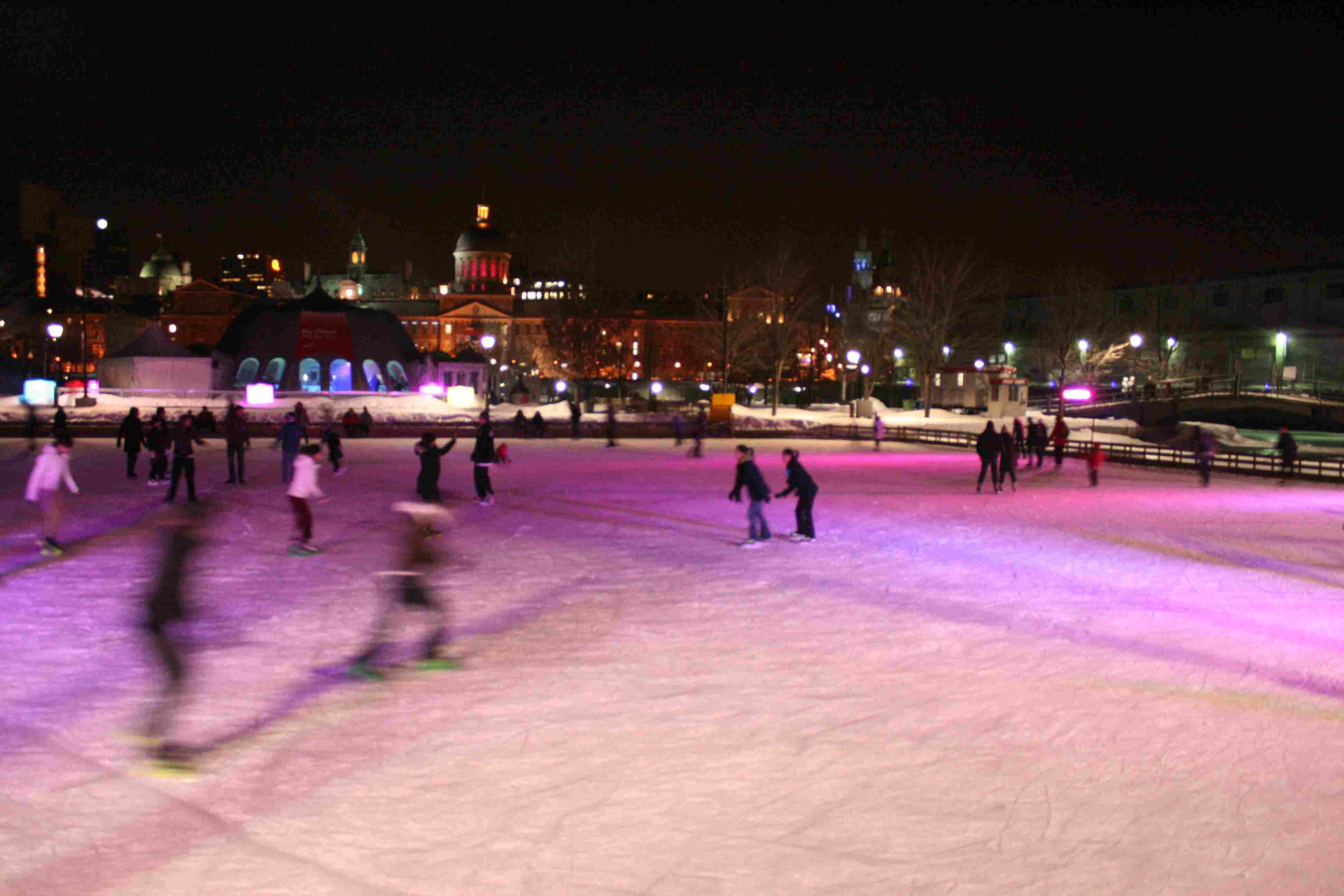 Best Montreal Skating Rinks 2017 2018 Patinoires