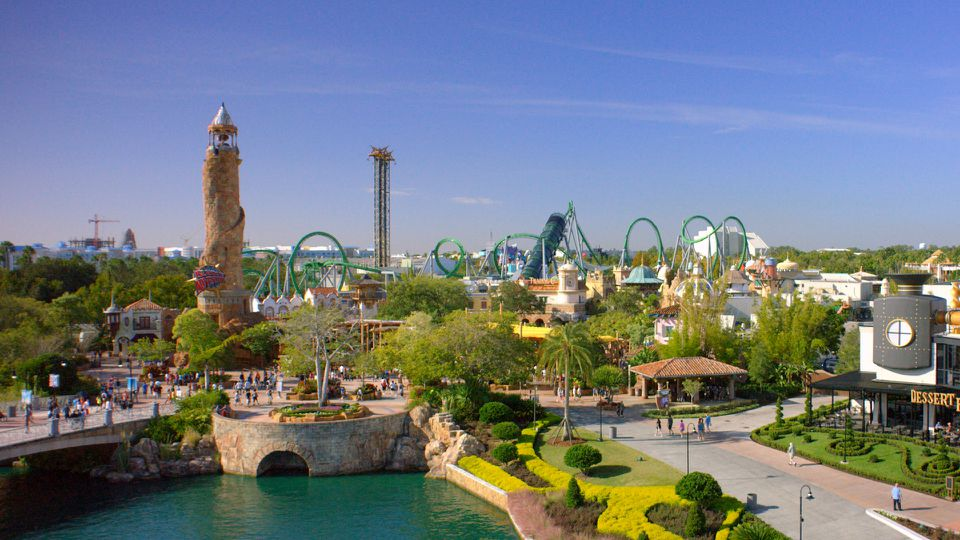 Universal Orlando Islands of Adventure theme park