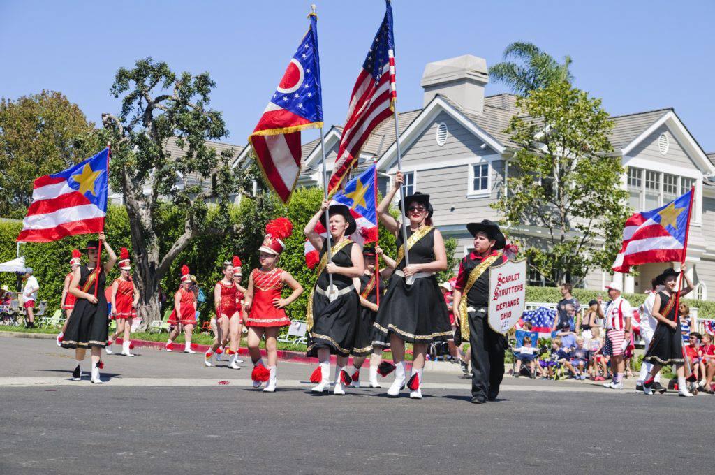 Palisades 4th of July Parade