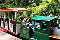 Stanley Park Vancouver Mini Train