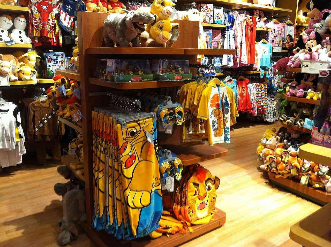 Lion King clothing