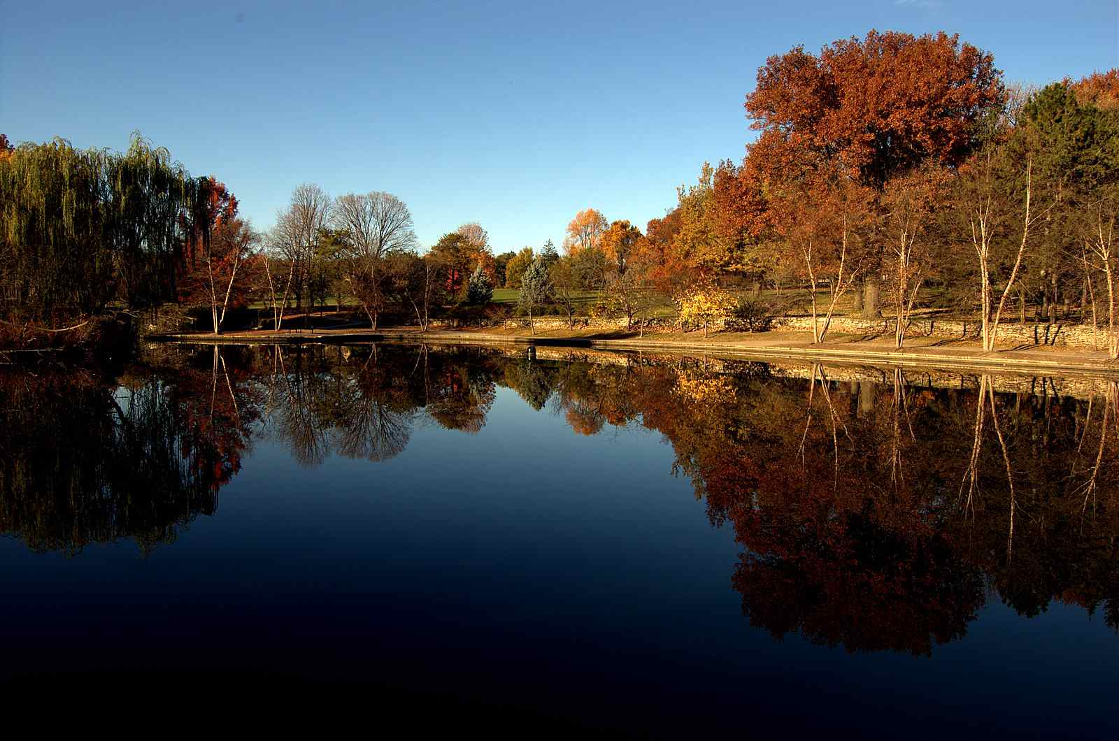 Loose Park Kansas city