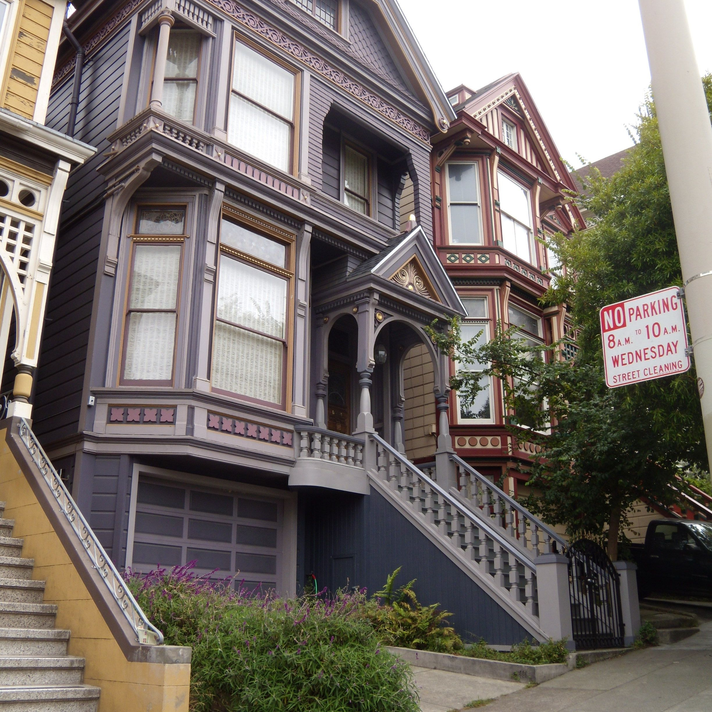 House at 710 Ashbury