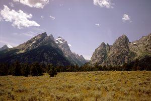 Grand Teton National Park, Jackson Hole, Wyoming