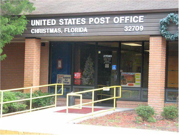 christmas florida post office - Post Office Christmas Hours