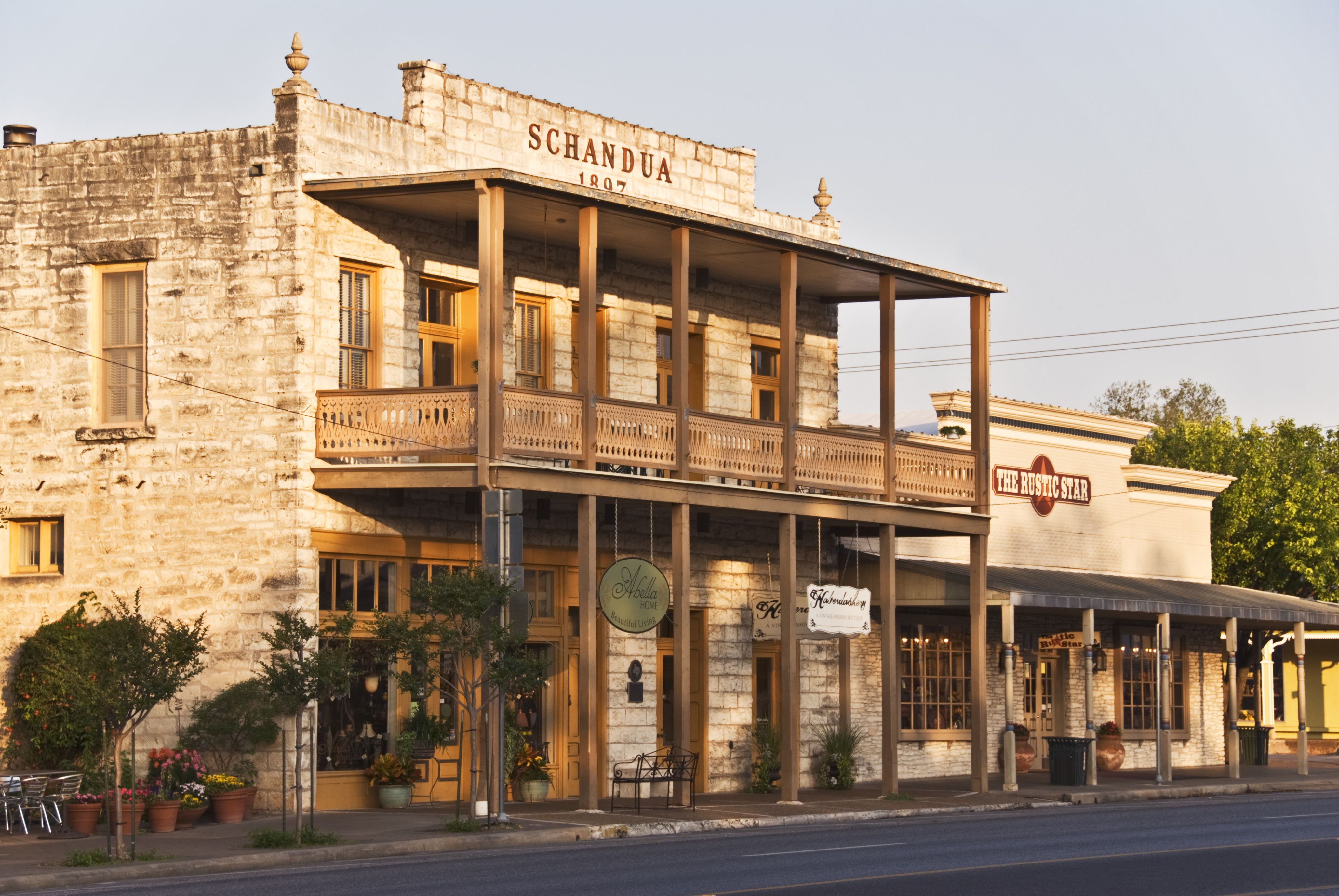 The Most Unique Small Towns In Texas
