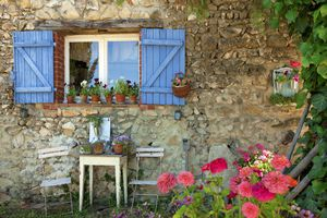 House in Provence, France