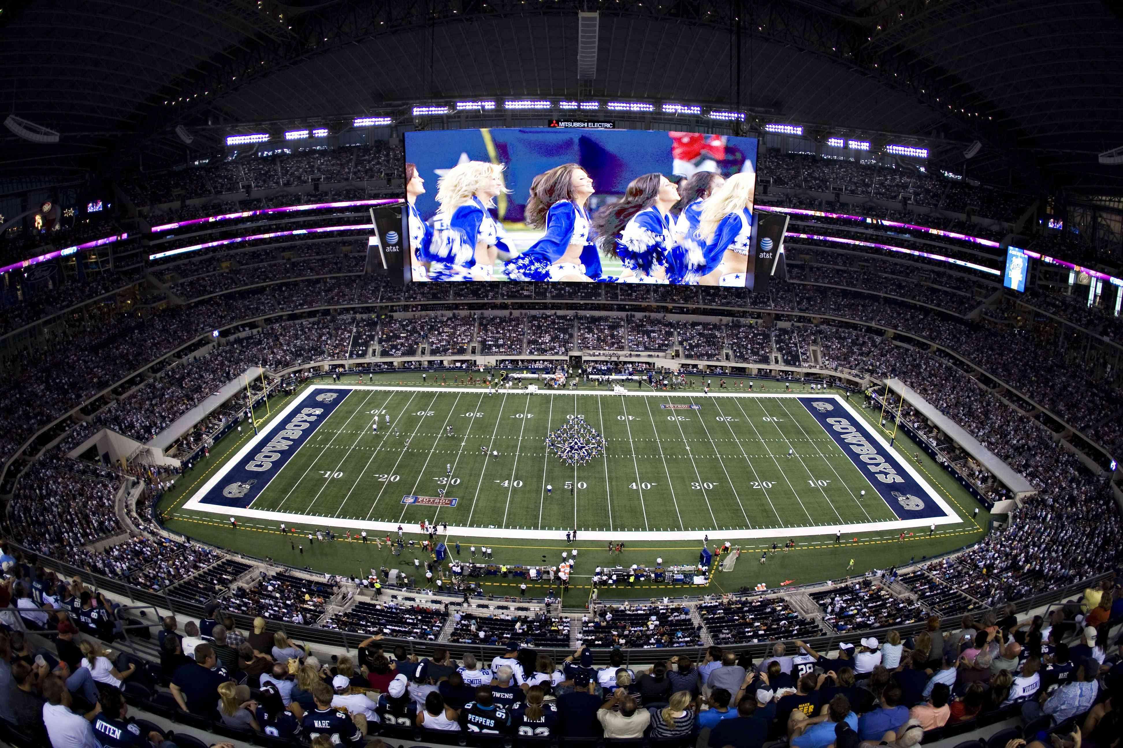 Carolina Panthers vs. Dallas Cowboys