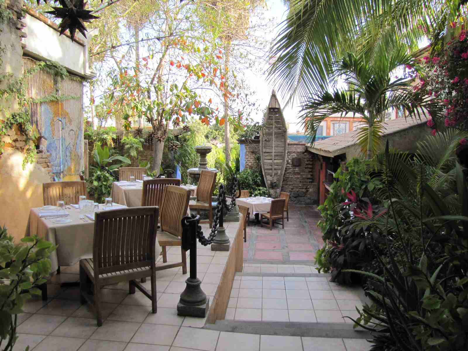 La Panga Antigua Restaurant San Jose del Cabo