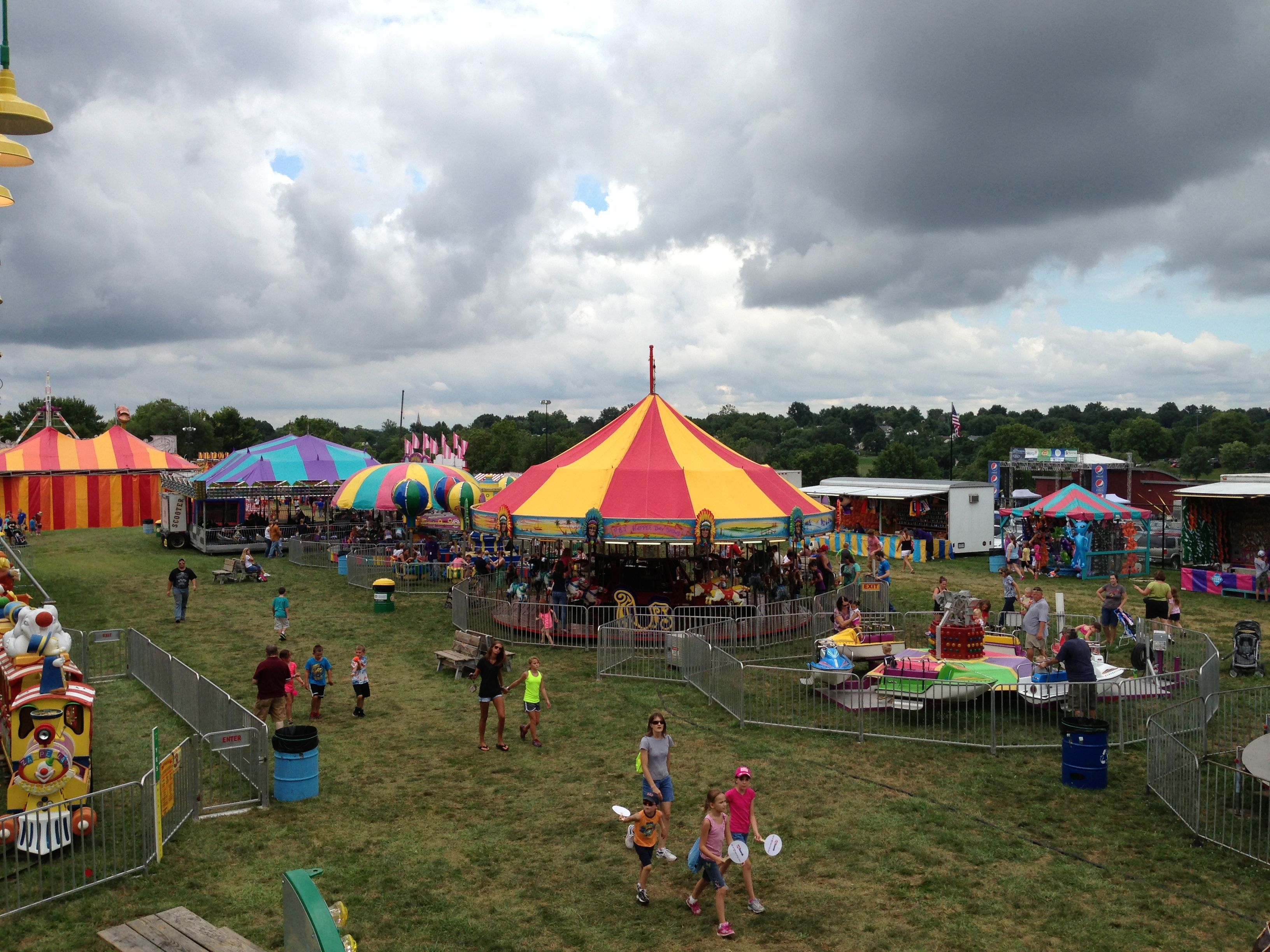 Washington town and country fair