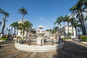 Malabo, capital of Equatorial Guinea