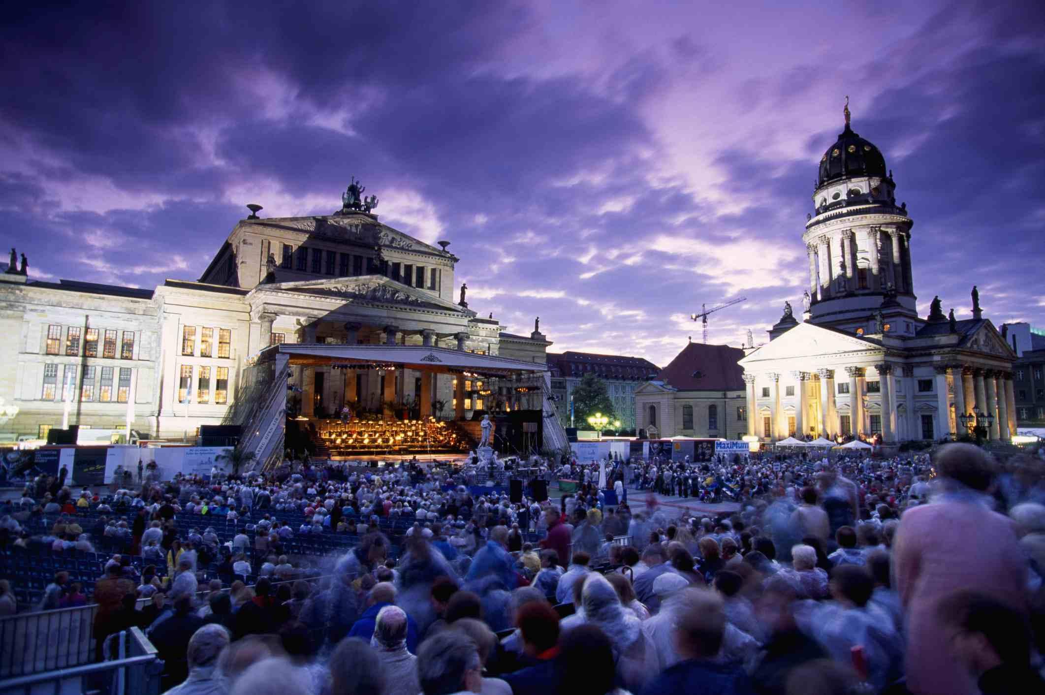 German Festivals in July