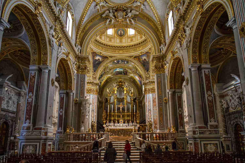 Church at Montecassino