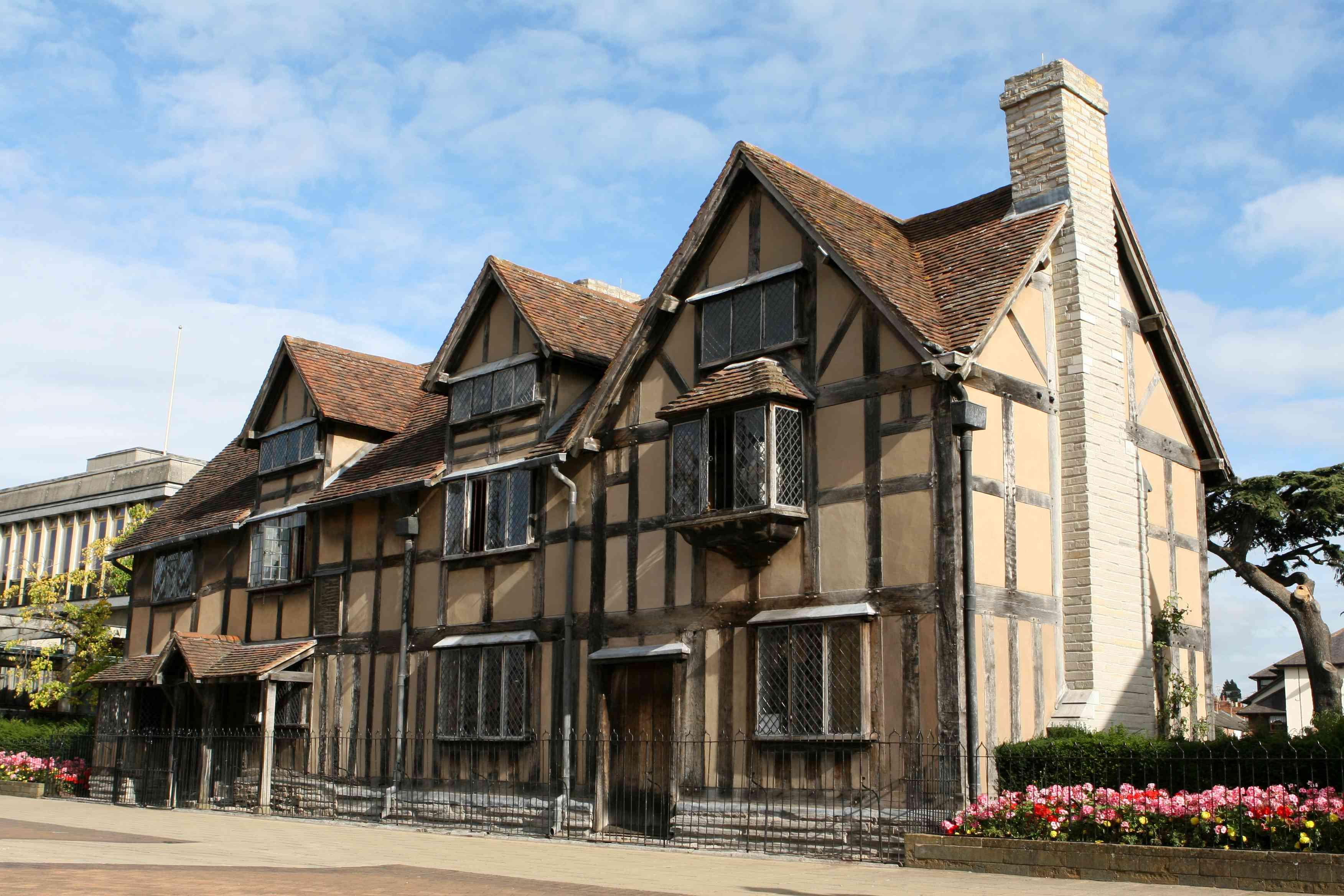 William Shakespeare's Birthplace, Stratford upon Avon