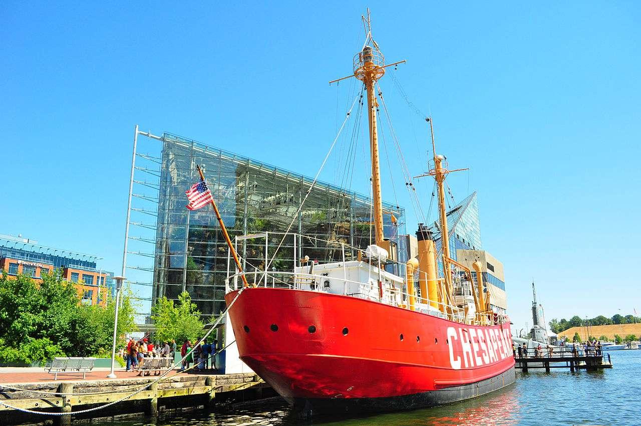 LV116 Chesapeake