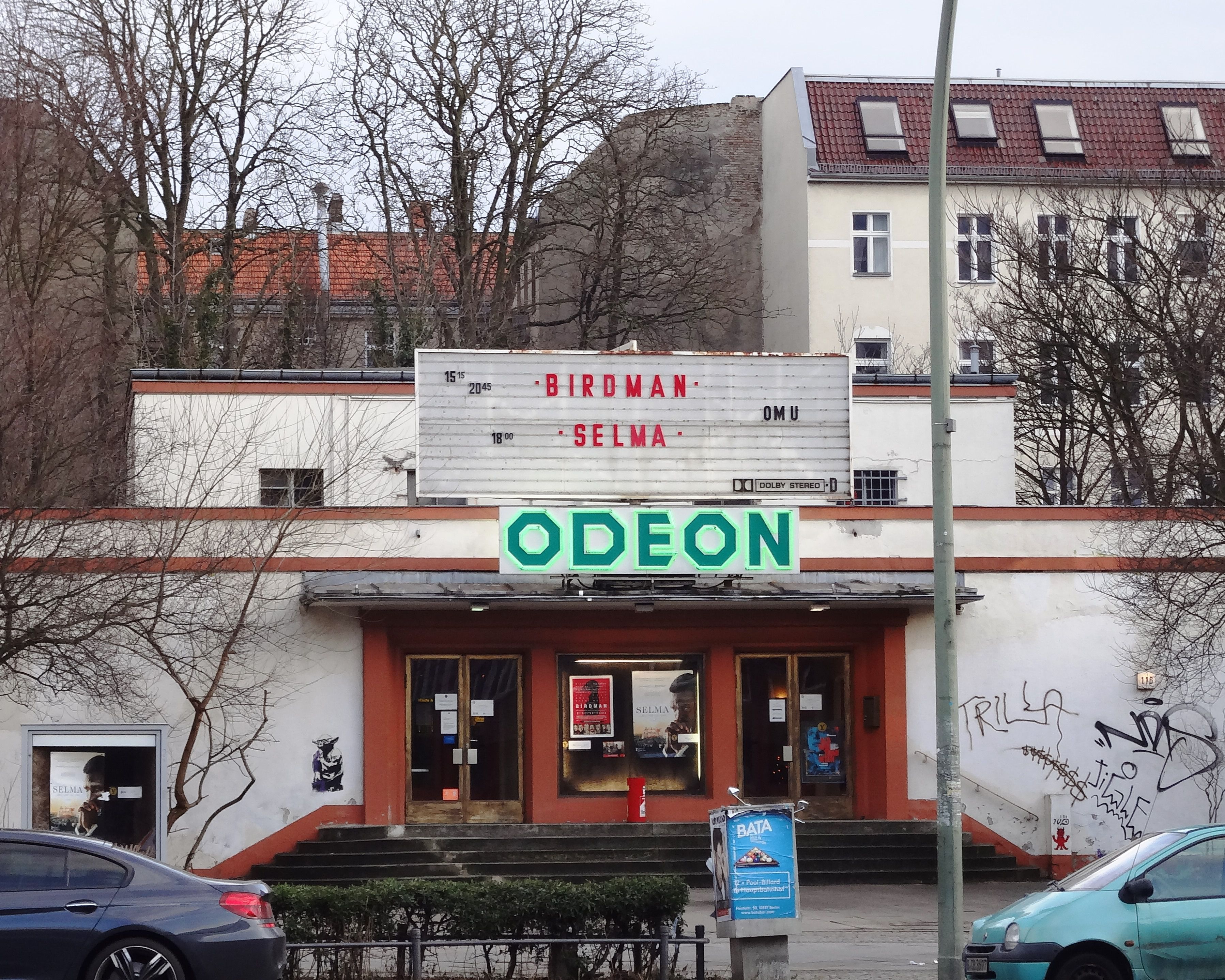 Tips on visiting the Cinema in Germany