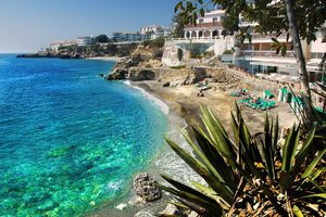 Beaches in Malaga - Nerja