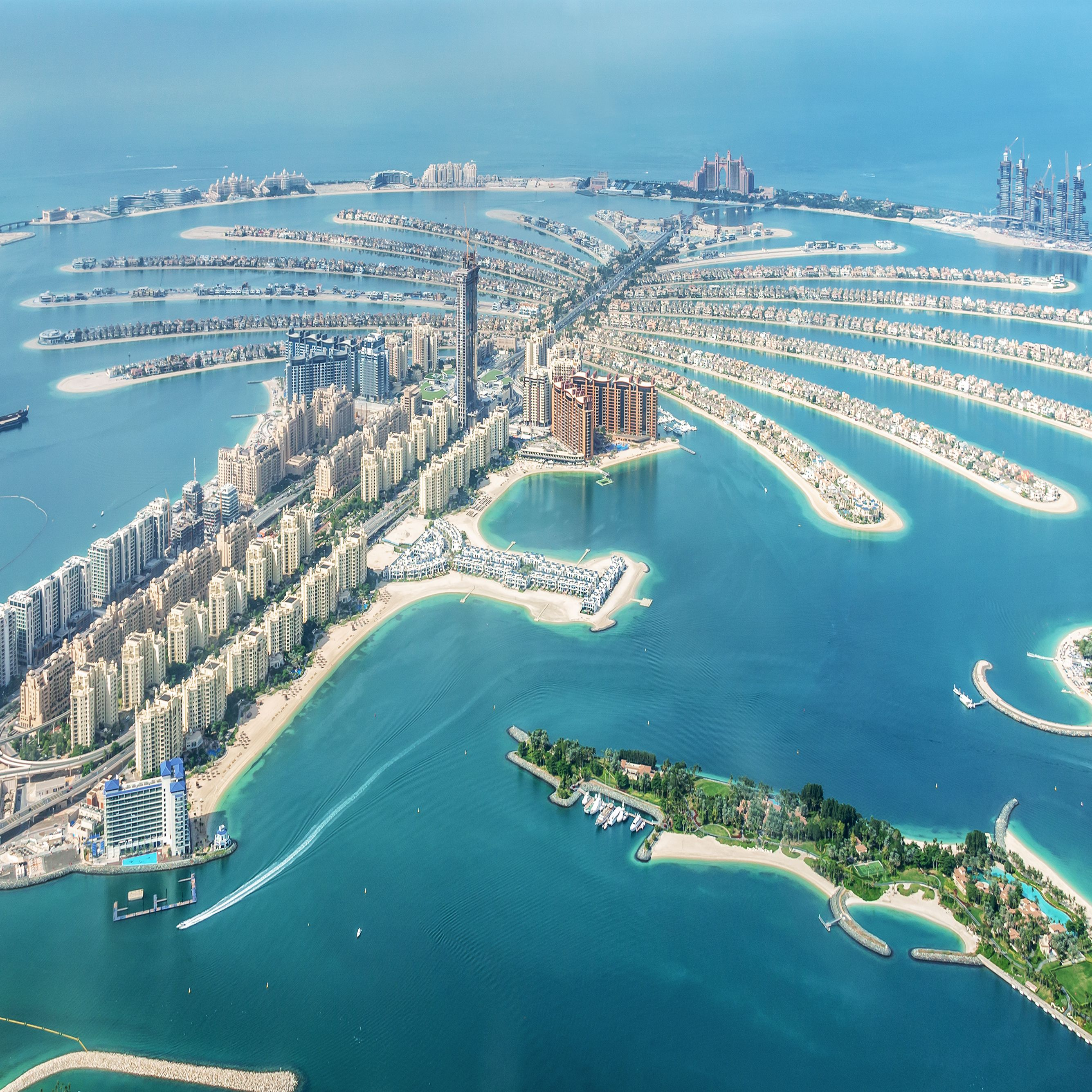 10 Cool Things to Do at the Palm Jumeirah