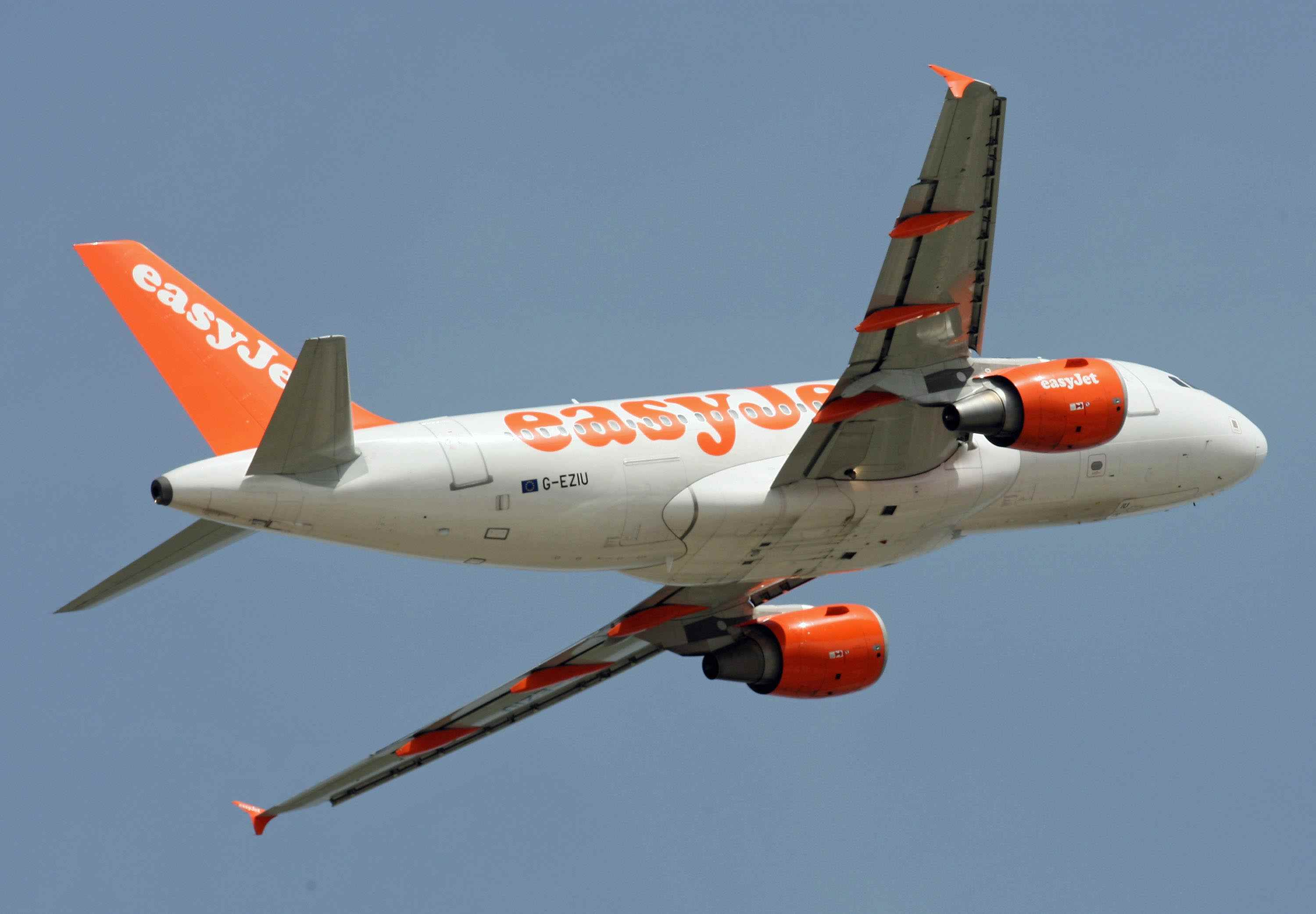 easyJet is a low cost carrier operating mainly in Europe.