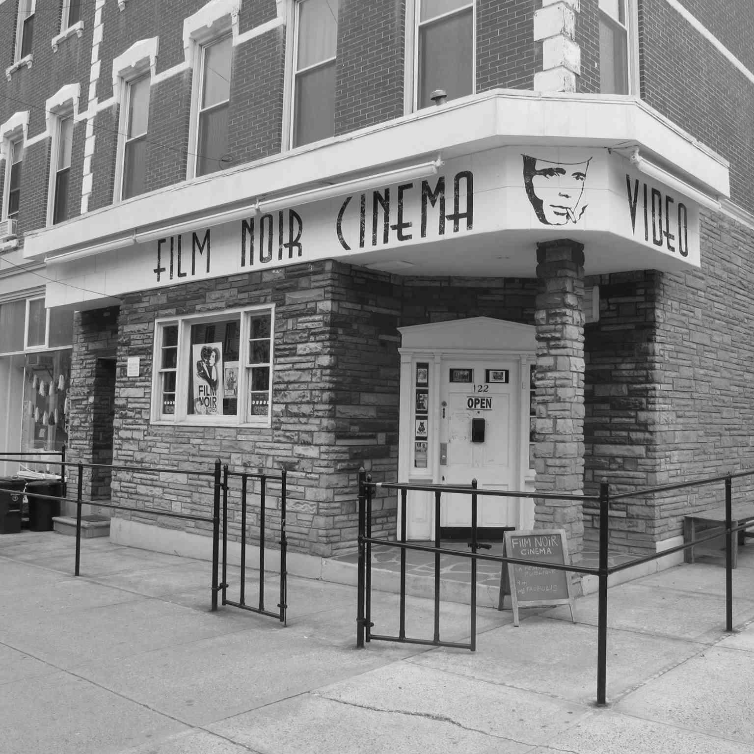 Film Noir Cinema