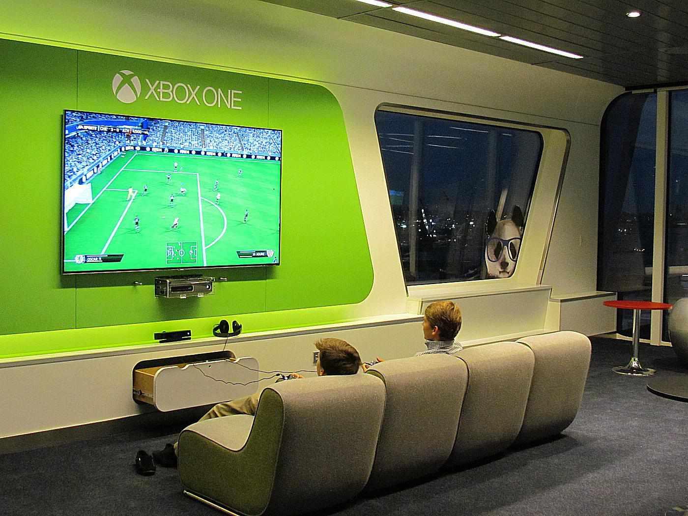 Xbox One in SeaPlex