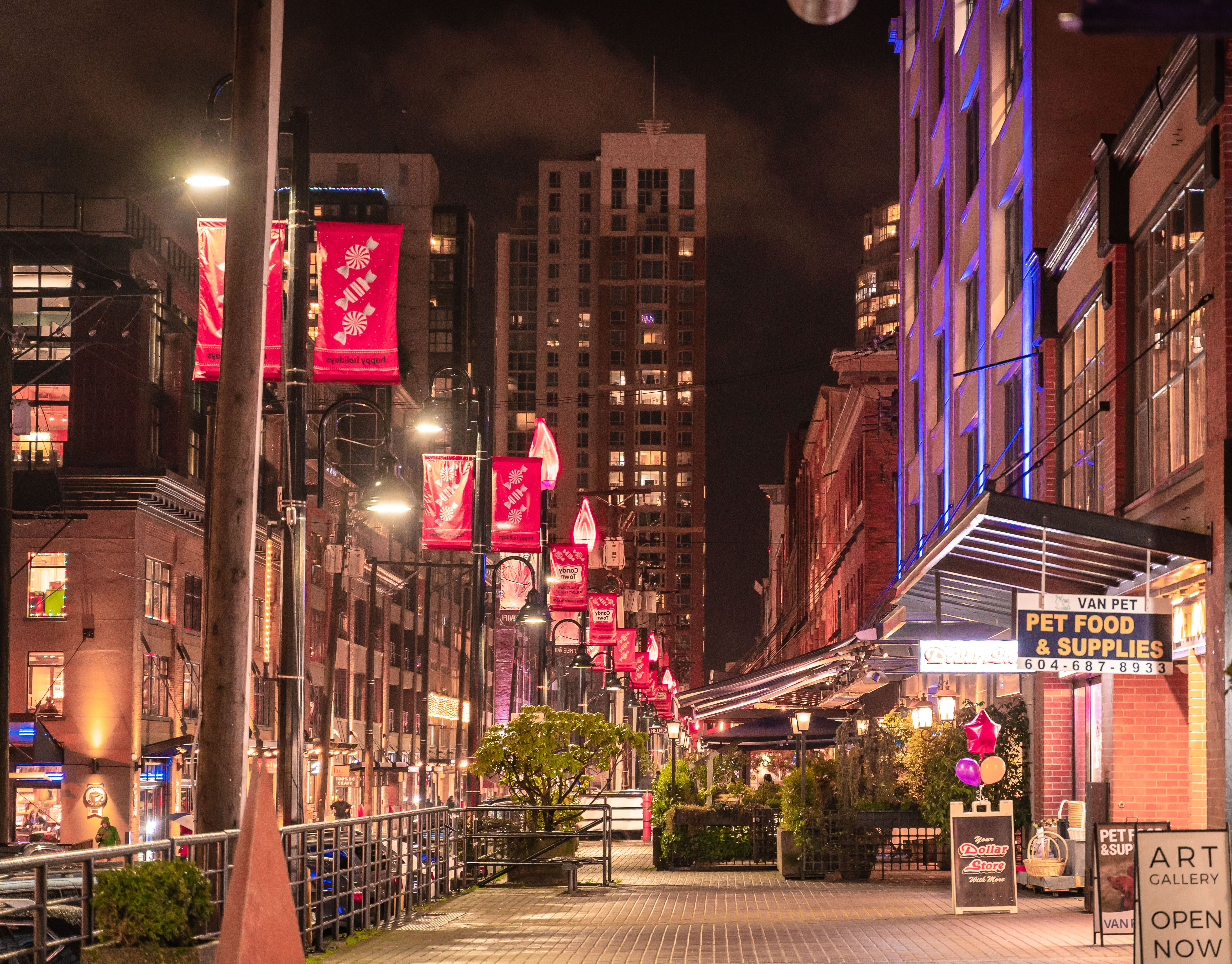 Guide To Yaletown In Vancouver  Bc