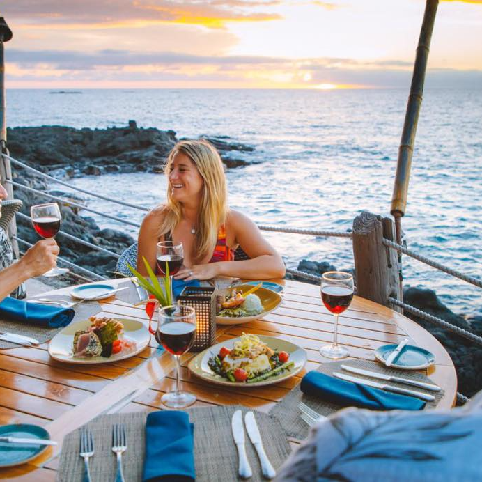 The 10 Best Restaurants on Hawaii Island