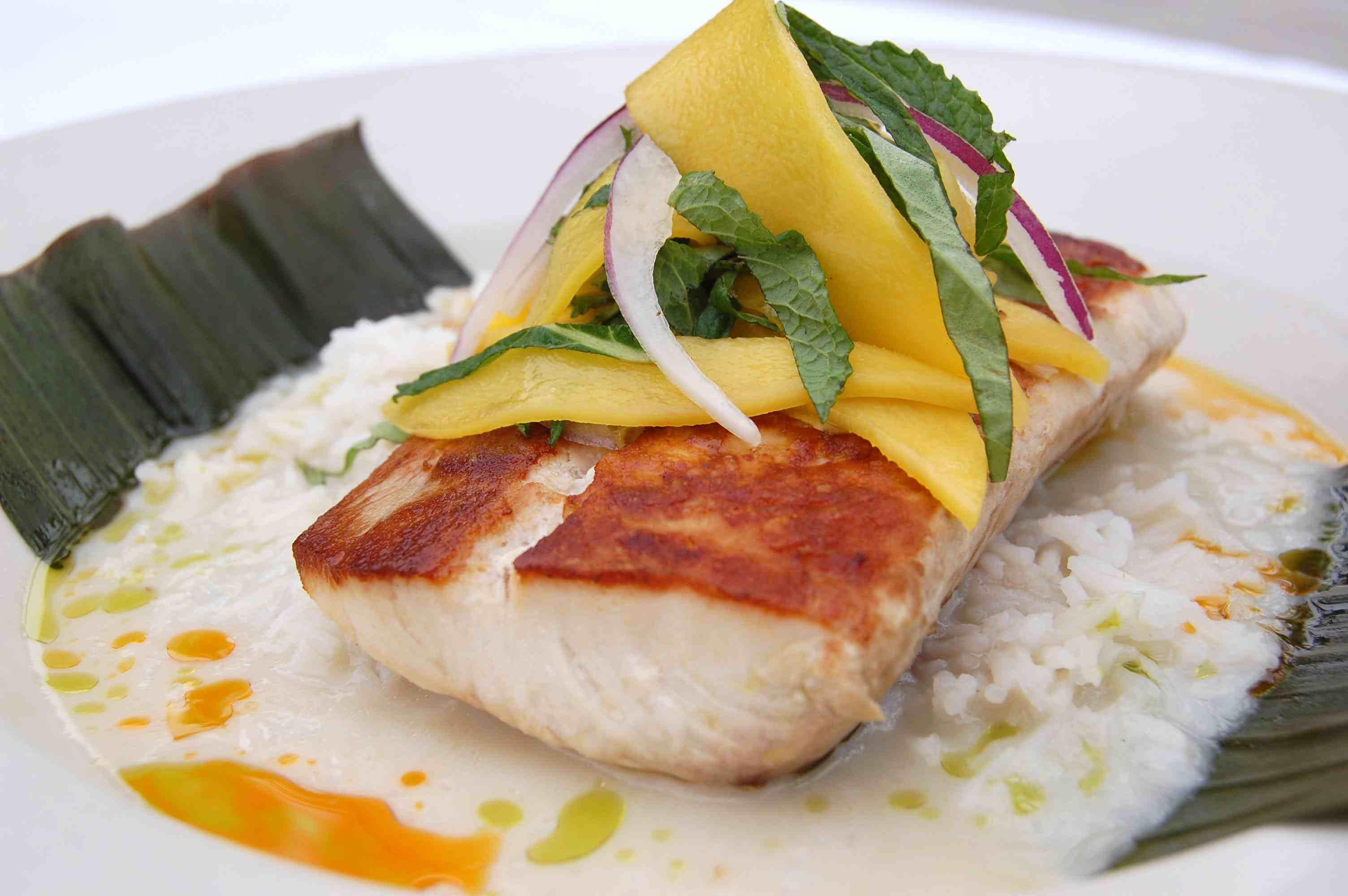 Red Fish Grill Miami