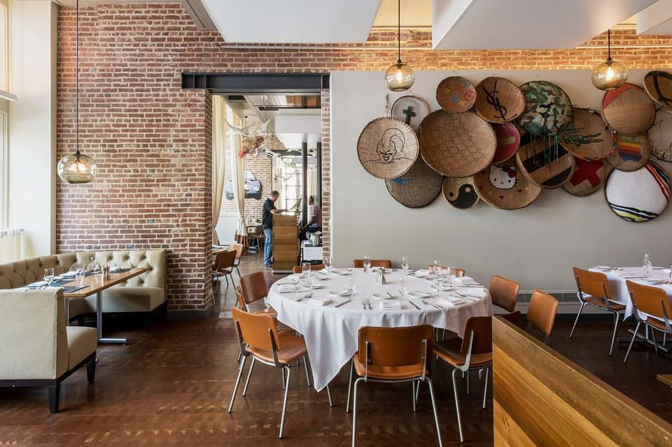 Thanksgiving Dinner at Proof on Main