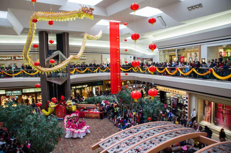 Lunar New Year - Fair Oaks Mall