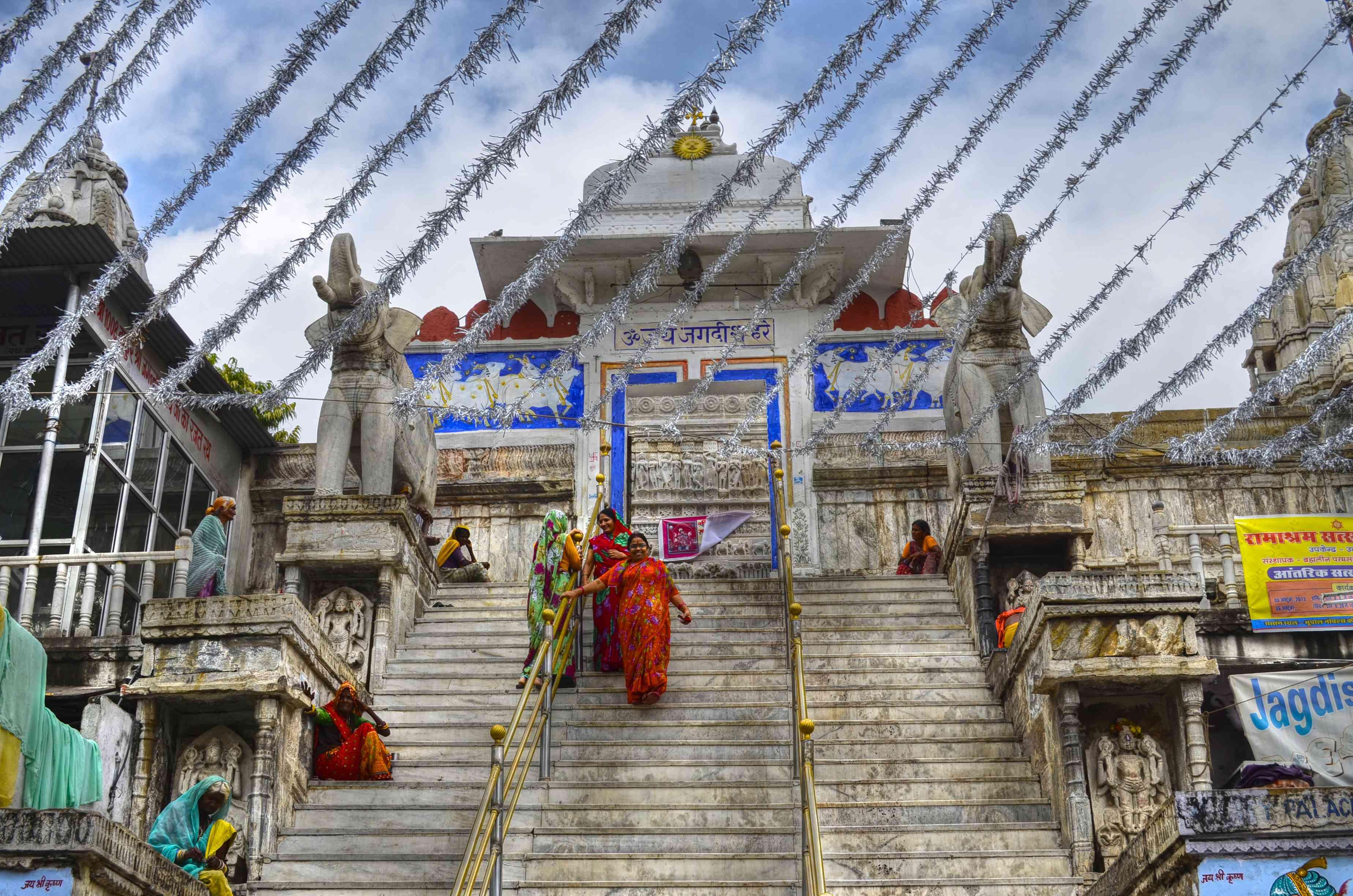 Jagdish temple, Udaipur.