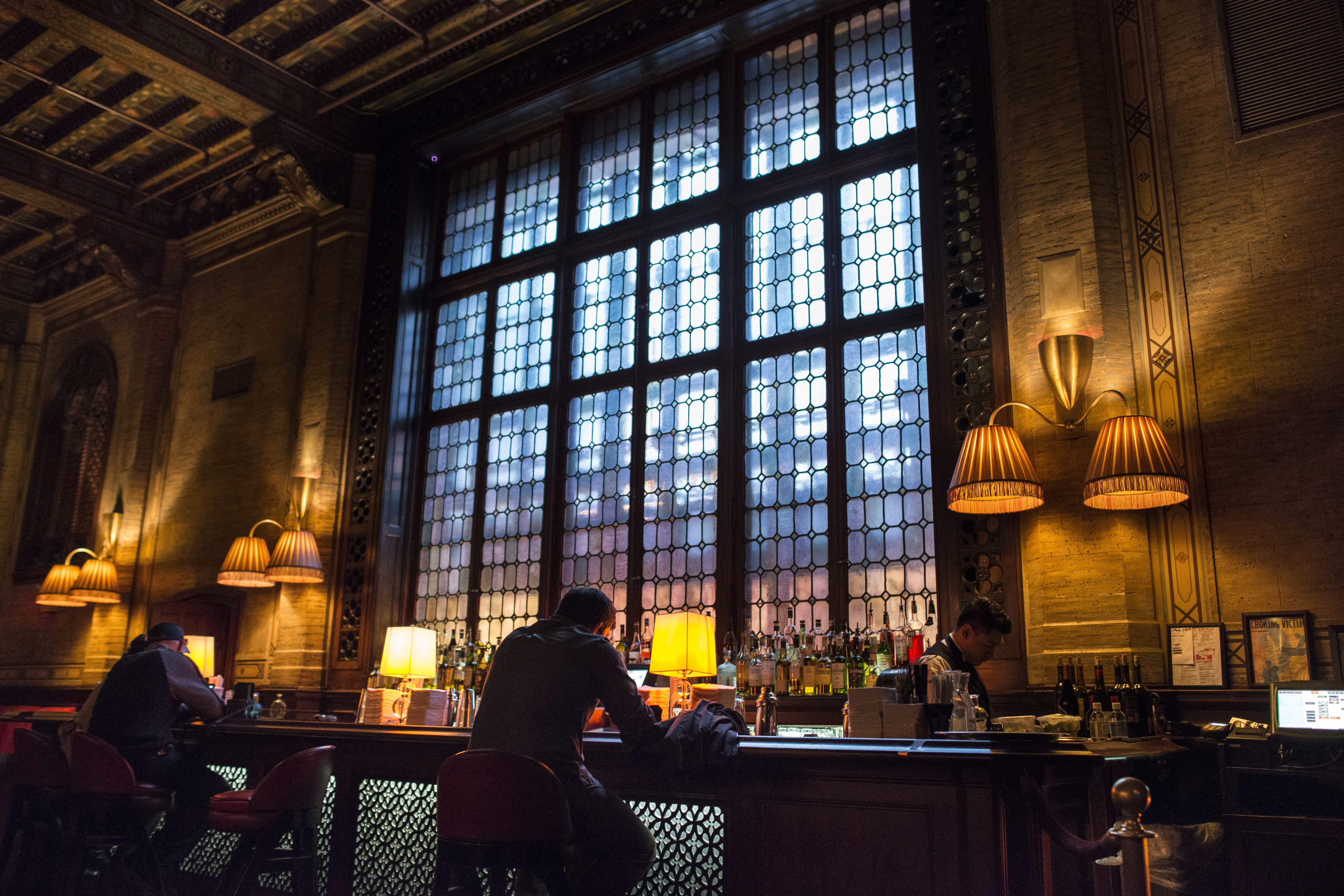 The Campbell Apartment at Grand Central Terminal