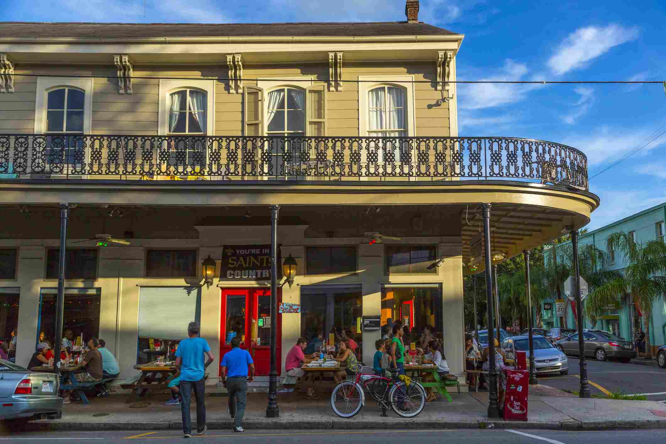 Rum House, Garden District, Nueva Orleans