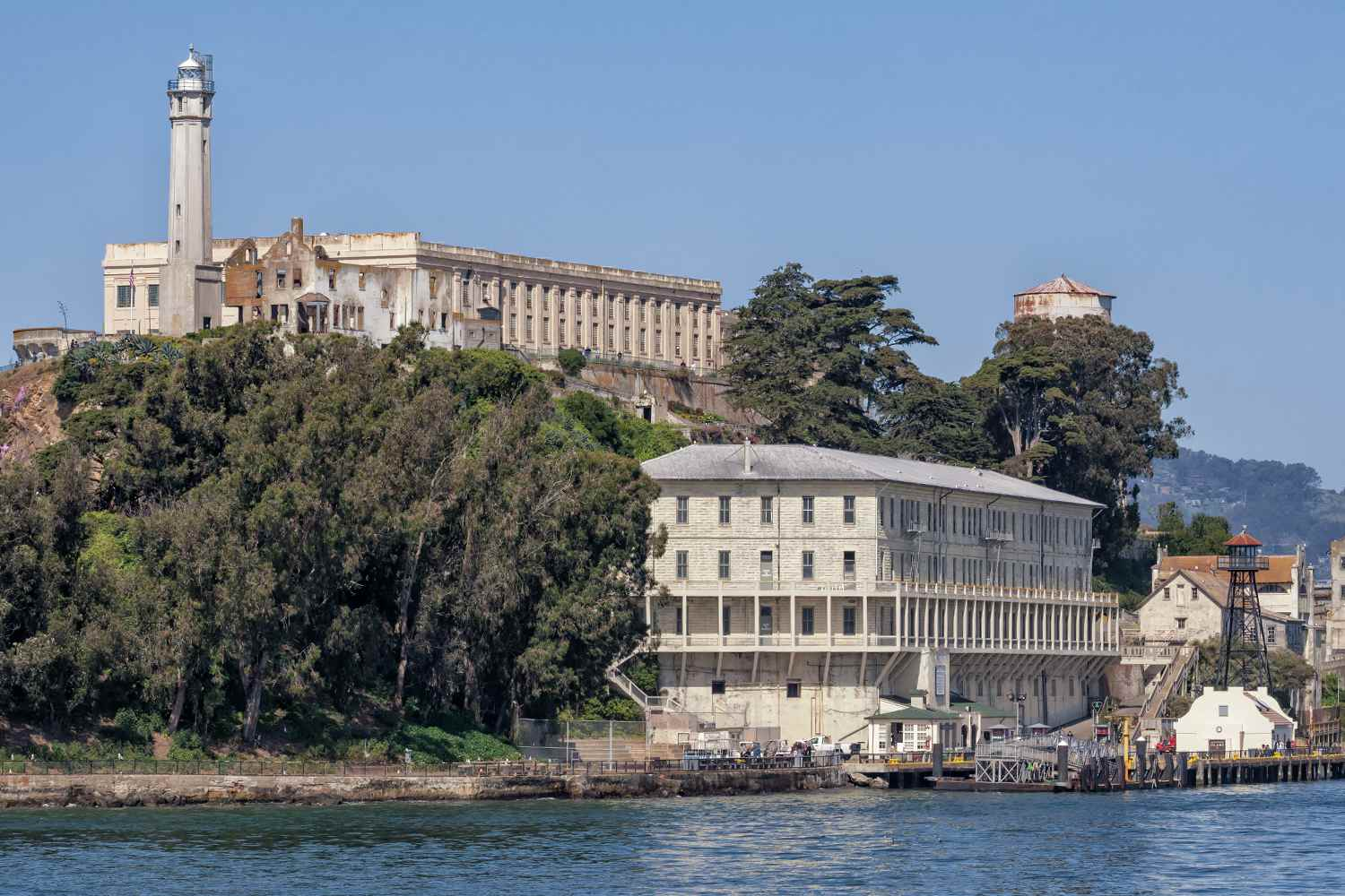 Alcatraz Island Pictures - Reasons to See the Famous Prison