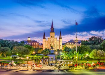 St. Louis Cathedral New Orleans