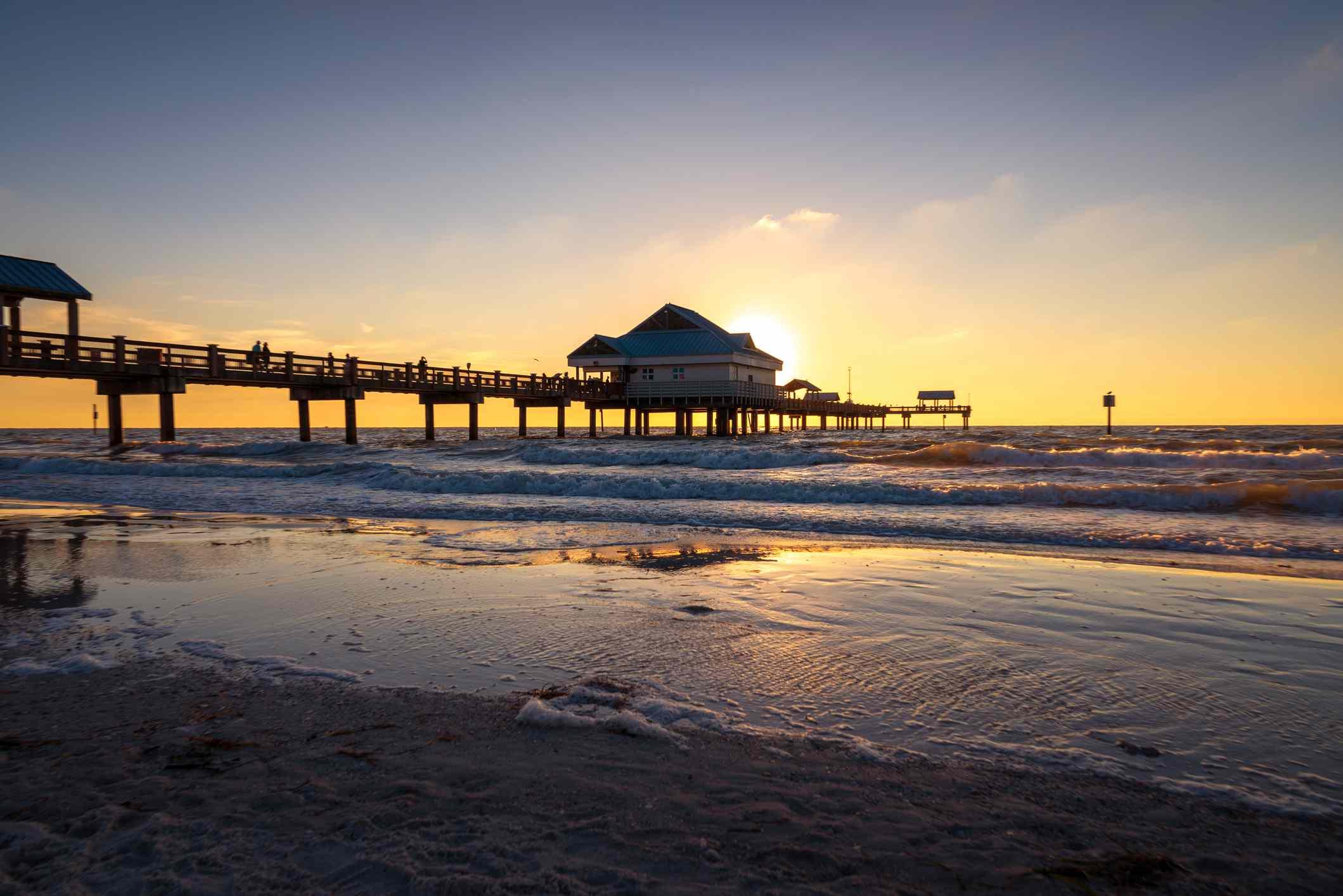 Pier 60 : Clearwater Beach. Clearwater, FL